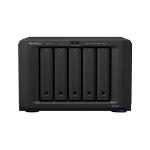 Synology DiskStation DS1517+ Ethernet LAN Desktop Black NAS