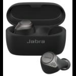 Jabra Elite 75t Headset In-ear Black,Titanium