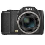 """Kodak PIXPRO FZ201 1/2.3"""" Compact camera 16 MP CCD 4608 x 3456 pixels Black"""