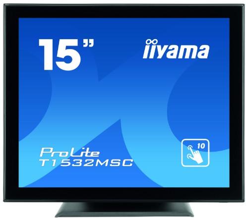 iiyama ProLite T1532MSC-B5AG touch screen monitor 38.1 cm (15