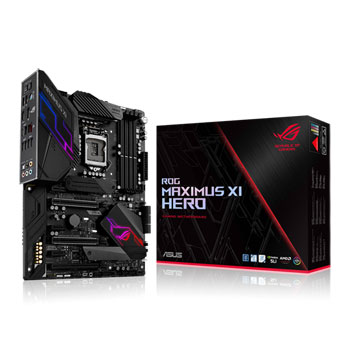 ASUS MB INT 1151 Z390 MaximusXI Hero D4 ATX