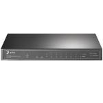 TP-LINK TL-SG1210P network switch Gigabit Ethernet (10/100/1000) Grey Power over Ethernet (PoE)