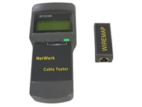 Microconnect CAB-TEST2 Black network cable tester