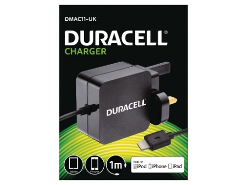 Duracell 2.4A Phone/Tablet Wall Charger