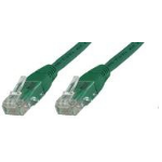 Microconnect UTP6002G networking cable 0.2 m Cat6 Green