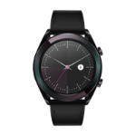 "Huawei WATCH Elegant smartwatch Black AMOLED 3.05 cm (1.2"") GPS (satellite)"