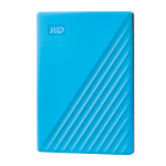 Western Digital My Passport externe harde schijf 2000 GB Blauw