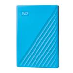 Western Digital My Passport Externe Festplatte 2000 GB Blau