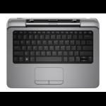 HP Pro x2 612 Backlit Power Keyboard