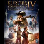 Paradox Interactive Europa Universalis IV: Extreme Edition, PC/MAC/Linux Mac/PC English video game