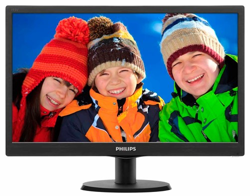 Philips LCD monitor with SmartControl Lite 193V5LSB2/10