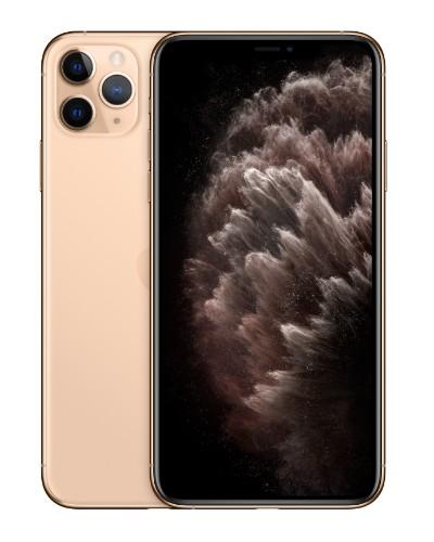 """Apple iPhone 11 Pro Max 16.5 cm (6.5"""") 64 GB Dual SIM Gold"""