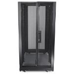 """APC NetShelter SX 24U 600mm(b) x 1070mm(d) 19"""" IT rack, behuizing met zijkanten"""
