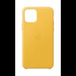 "Apple MWYA2ZM/A?ES funda para teléfono móvil 14,7 cm (5.8"") Amarillo"