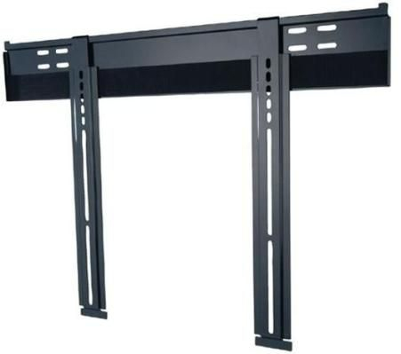 Peerless SUF650P Black flat panel wall mount