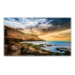 "Samsung LH50QETELGC Pantalla plana para señalización digital 127 cm (50"") LED 4K Ultra HD Negro"