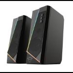 Trust GXT 609 Zoxa 6 W Black 2.0 channels