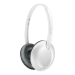 Philips Wireless Bluetooth® headphones SHB4405WT/00