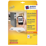 Avery L7120-25 self-adhesive label White Square Permanent 875 pc(s)