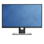 "DELL UltraSharp UP2716D 68,6 cm (27"") 2560 x 1440 Pixeles Quad HD LCD Negro, Plata"
