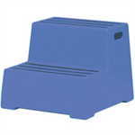 FSMISC PLASTIC SAFETY 2 STEP BLUE 3250955