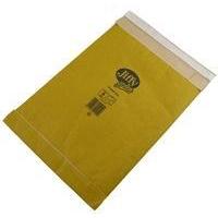 Jiffy Riggikraft Padded Bag Envelopes Mini Pack No.5 Brown 245x381mm Ref JPB-MP-5-10 [Pack 10]