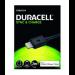 Duracell 2m USB - Lightning