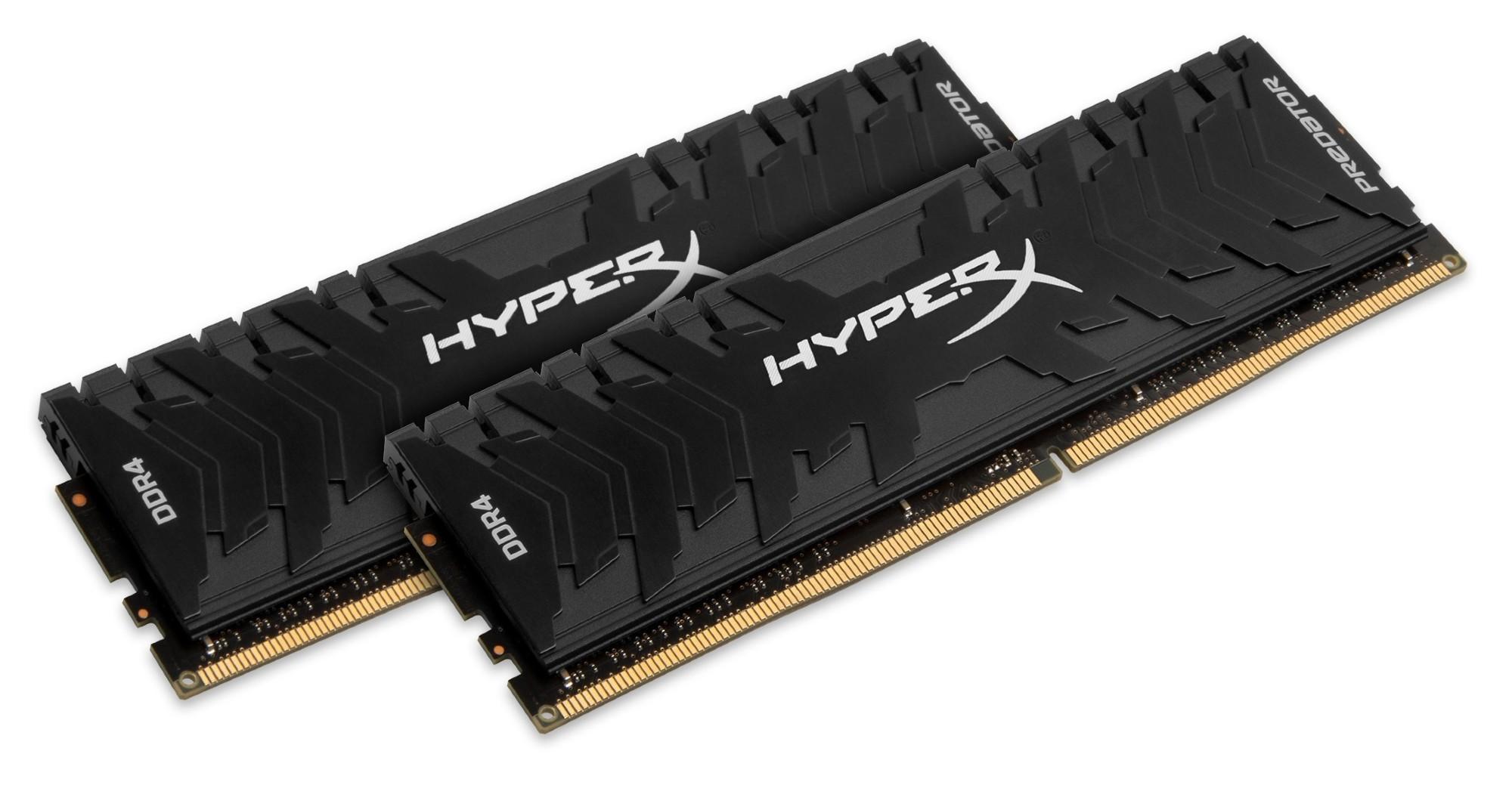 HyperX Predator 16GB 3200MHz DDR4 Kit memory module