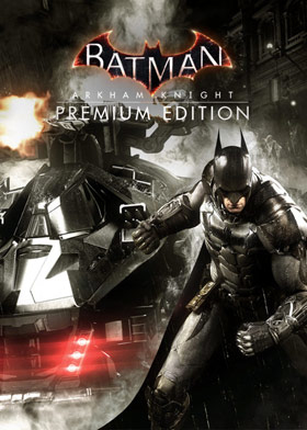 Nexway Batman: Arkham Knight Premium Edition Video game downloadable content (DLC) PC Español