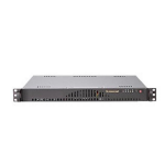 Supermicro SC512L-260B Rack Black 260 W