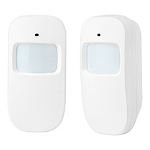 ViewOnHome VOH1006 Passive infrared (PIR) sensor Wireless White motion detectorZZZZZ], VOH1006