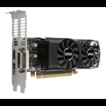 MSI GeForce GTX 1050 TI 4GT LP