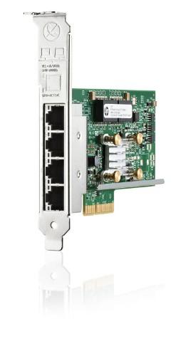 Hewlett Packard Enterprise Ethernet 1Gb 4-port 331T 2000 Mbit/s Internal