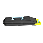 Katun 43233 compatible Toner yellow, 270gr (replaces Kyocera TK-865 Y)