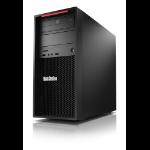 Lenovo ThinkStation P520c Intel Xeon W W-2125 16 GB DDR4-SDRAM 512 GB SSD Black Tower Workstation