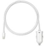 eSTUFF ES80106 Auto White mobile device charger