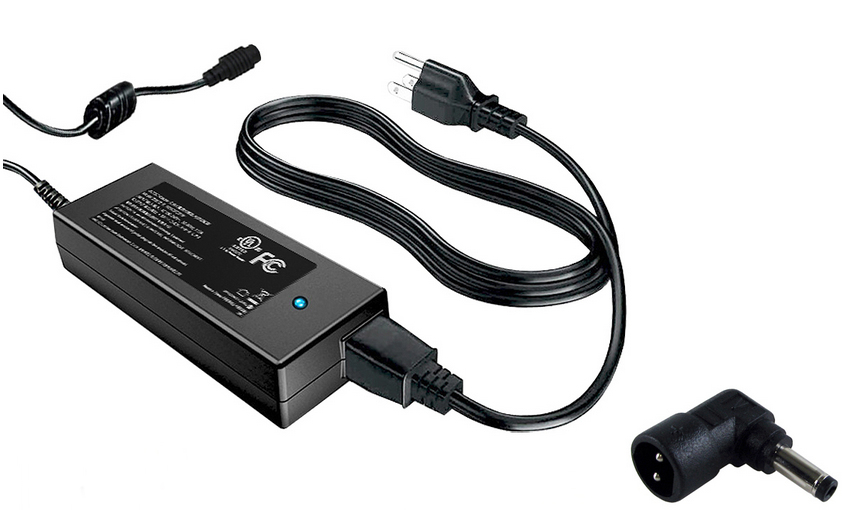 BTI AC-1965123 power adapter/inverter Indoor 65 W Black