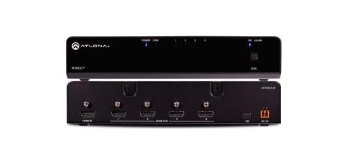 Atlona AT-RON-444 video converter Active video converter