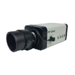 "PTZOptics NDI ZCam-VL 2.07 MP CMOS 25.4 / 2.7 mm (1 / 2.7"") 1920 x 1080 pixels 60 fps Black, White"