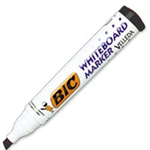 BIC Velleda Whiteboard 1751 marker 12 pc(s) Black Bullet tip