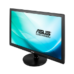 "ASUS VS247NR 23.6"" Full HD Black computer monitor"