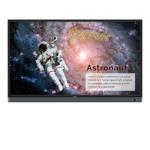 "Benq RM8602K Interactive flat panel 2.18 m (86"") LED 4K Ultra HD Black Touchscreen"