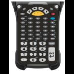 Zebra KYPD-MC9353ANR-01 mobile device keyboard Alphanumeric English Black, Gray