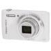 "Praktica Luxmedia Z212 20MP 1/2.3"" CCD 5152 x 3864pixels Compact camera 1/2.3"" 5152 x 3864 pixels White"