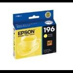 Epson T196420 Amarillo cartucho de tinta
