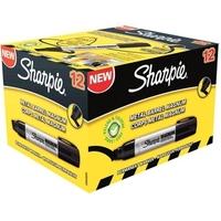 Sharpie Magnum permanent marker Black 12 pc(s)