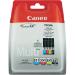 Canon CLI-551 C/M/Y/BK w/sec cartucho de tinta Original Negro, Cian, Magenta, Amarillo Multipack 4 pieza(s)