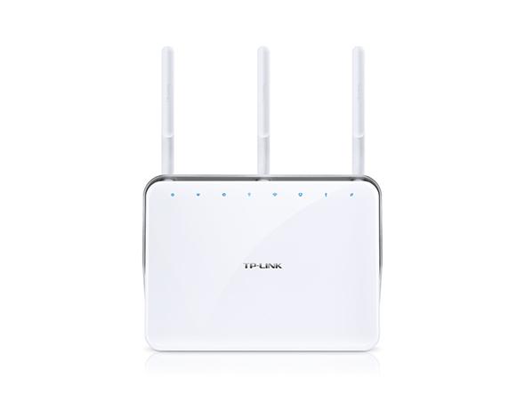 TP-LINK AC750 ADSL2 Wi-Fi Ethernet LAN Dual-band White