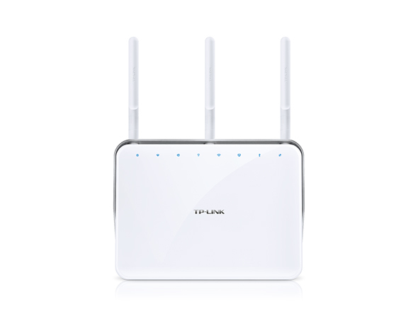 TP-LINK Archer VR200 AC750 Wireless Dual Band Gigabit VDSL2 Modem Router - UK