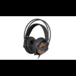 Steelseries Siberia v3 Prism Binaural Head-band Black headset